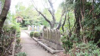 尼崎市久々知西墓地の写真