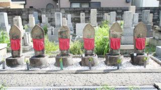 尼崎市神崎町共同墓地のお墓の写真