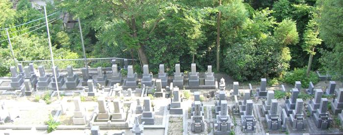 尼崎市の霊園一覧