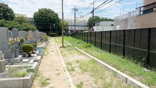 尼崎市立霊園令和2年募集申込み区画